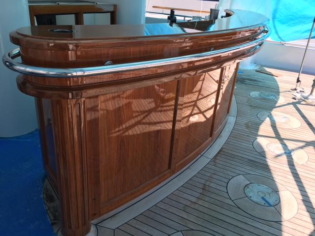 Marine Wood Repairs